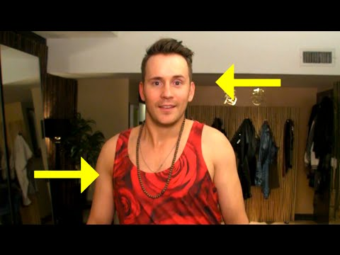 """MOST AMAZING DANCE MOVE - """"HEAD ISOLATIONS"""" with ROBERT HOFFMAN"""