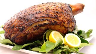 Whole Leg Ham Recipe With Fennel, Mustard & Shallot Glaze - Woolworths