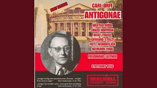 Antigonae : Lass Das! Damit du Nicht zum Zorngericht
