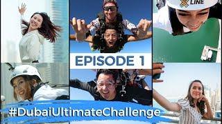 FULL EP 1 (Indo Subs): #DubaiUltimateChallenge telah resmi dimulai!