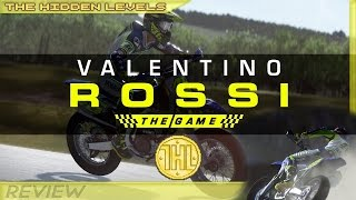 Valentino Rossi The Video Game Review (PS4/Xbox One/Steam)