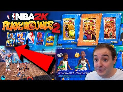 NBA2K Playgrounds 2 BREAKDOWN & OVERVIEW! TONS OF NEW ADDITIONS!!!