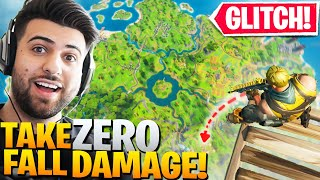 Epic ACCIDENTALLY Brought Back This ZERO Fall Damage Glitch! (Fortnite Battle Royale) Video