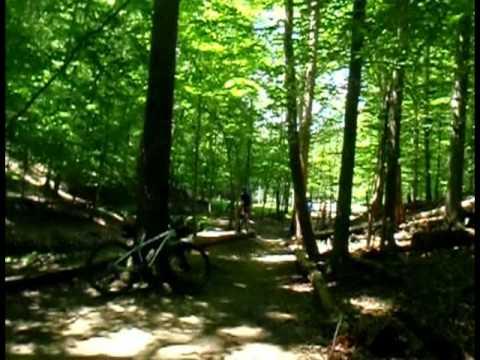Mountain Biking in VA/MD Summer 09