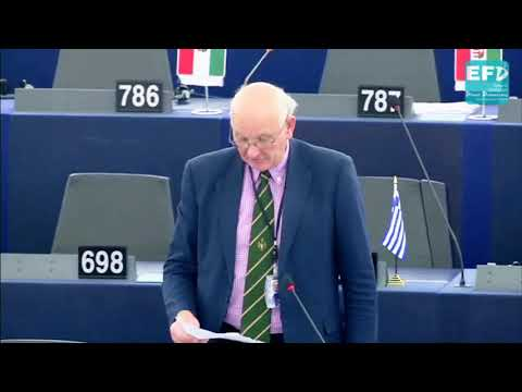 Fipronil egg scandal demonstrates failure of European Single Market - Stuart Agnew MEP