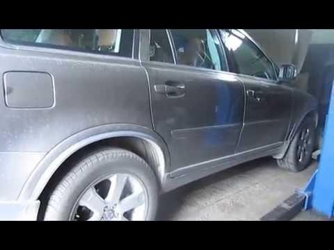 Как отремонтировать дворник своими руками на Volvo xc 90