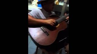 Come Back To Sorrento Guitar - LE HONG HUONG