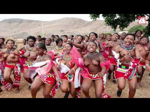 Umhlanga Festival   Swaziland   Africa