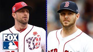 J.P. Morosi provides updates on Max Scherzer, Chris Sale and Corey Kluber | MLB WHIPAROUND