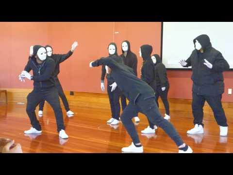 The Importance of Being Earnest (Jabbawockeez styles)