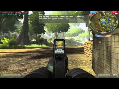 Battlefield 2 - SpecOps Warfare 2.5 - Myanmar