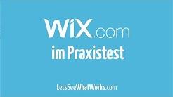 Wix im Praxistest: Tutorial zum Website Baukasten (Deutsch)