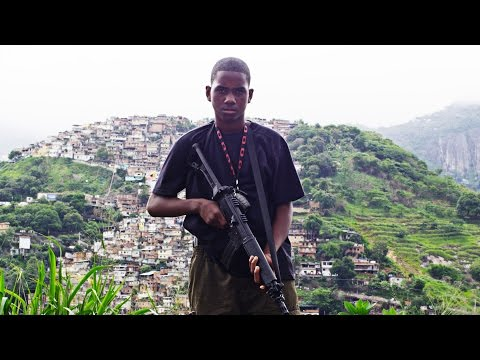 BRAZIL Favela Heroes