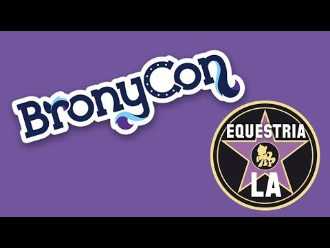 Gonzo's Con Photos From Back In The Day (Bronycon 2012-15, EQLA 2012)