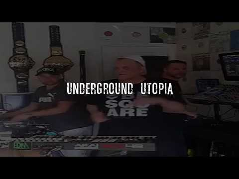 Underground Utopia/DJ Losman/G-Force - Saturday Sessions - 09-16-2017