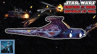Der Beginn der KLONKRIEGE! - Lets Play Star Wars Empire at War - Republic at War Mod #1