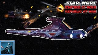 Der Beginn der KLONKRIEGE! - Lets Play Star Wars Empire at War - Republic at War Mod #1