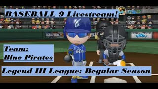 """BASEBALL 9"" 