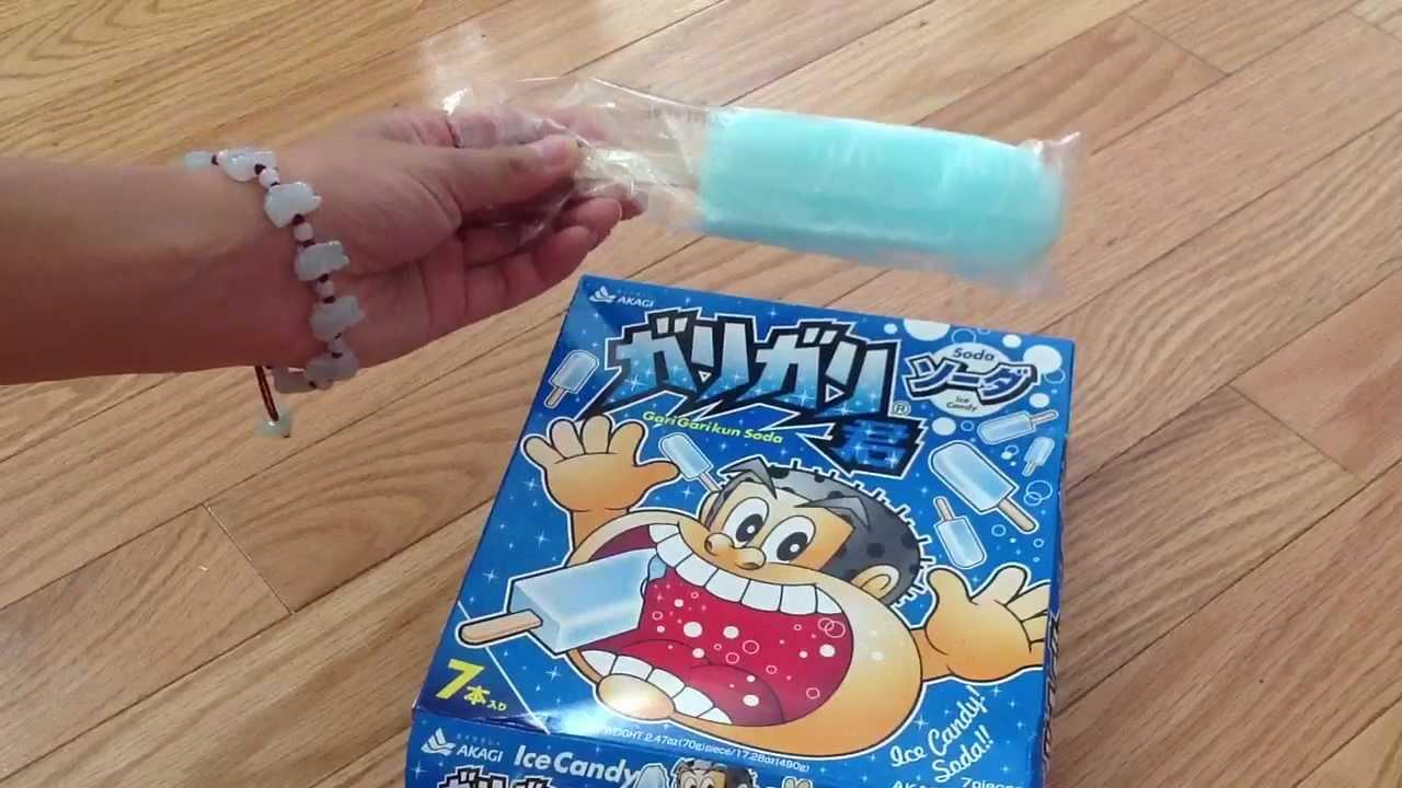 japanese popsicle squishy mascot