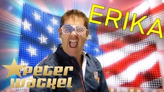 Das offizielle Song-Video: Peter Wackel - ERIKA (komm mit mir nach Amerika).mp4
