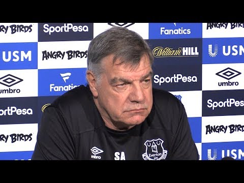 Sam Allardyce Full Pre-Match Press Conference - West Ham v Everton - Premier League