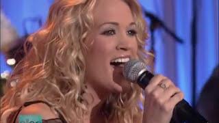 Carrie Underwood - Some Hearts (The Ellen Show)