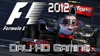 F1 2012 Season Challenge PC Gameplay Maxed HD 1440p