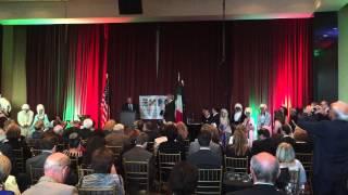 Mauro Galli Receives Commendatore della Repubblica Honor
