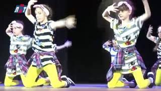Скачать Фестиваль современных танцев Майские эмоции