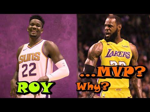Predicting EVERY NBA Award Winner For 2018-19