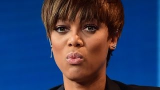 The Downfall Of Tyra Banks