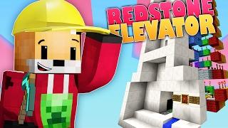 Minecraft Survival | CLEVER ELEVATOR | Foxy's Survival World [112]