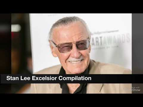 Stan Lee Excelsior Compilation
