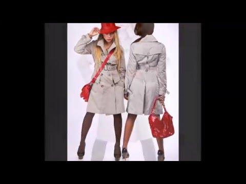 Женские Плащи (интернет) - 2018 / Women's coats (online) - YouTube