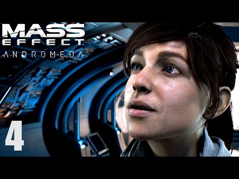 Mass Effect Andromeda Gameplay German - 4 -NEXUS & UNSER SCHIFF | Let's Play Deutsch