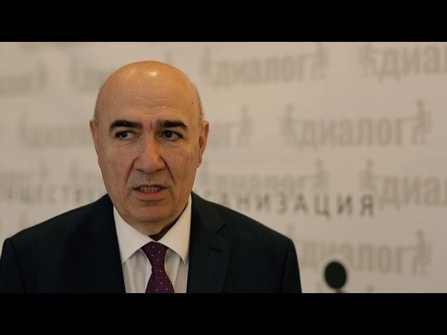 Григорий Анисонян: культура общения с печатной прессой сохранится