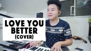 Baixar LOVE YOU BETTER - Lesha (cover) Karl Zarate +  JOBY GORILLAPOD GIVEAWAY! (OPEN)