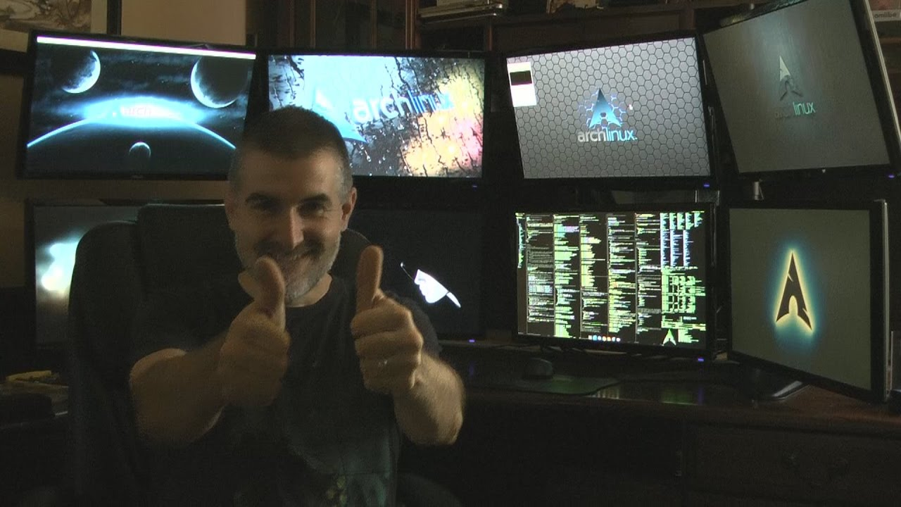 Arch Linux Hydra Build | Collaboradev