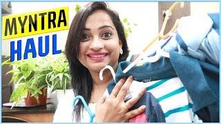 Myntra Haul - Online Shopping Kharcha NAHI BUT Bahut Jada Savings Hai - Jane Kaise