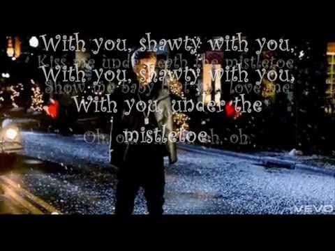 Mistletoe - Justin Bieber (Lyrics)