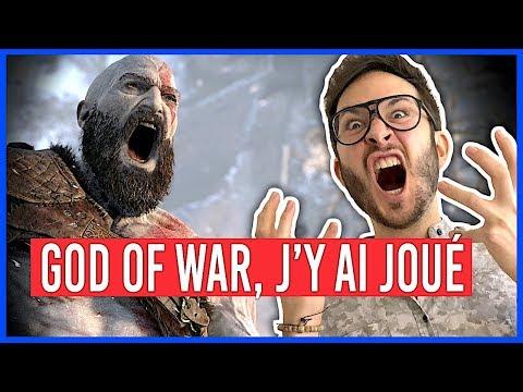 GOD OF WAR, J'Y AI JOUÉ ! MON AVIS TRANCHÉ 🔥 (sans spoiler)