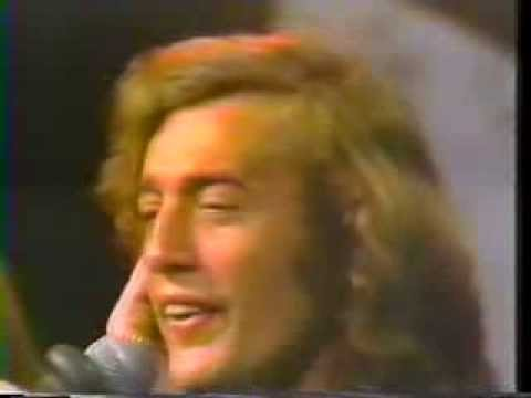 Bee Gees - Nights On Broadway  LIVE @ Soundstage Chicago 1975  14/19