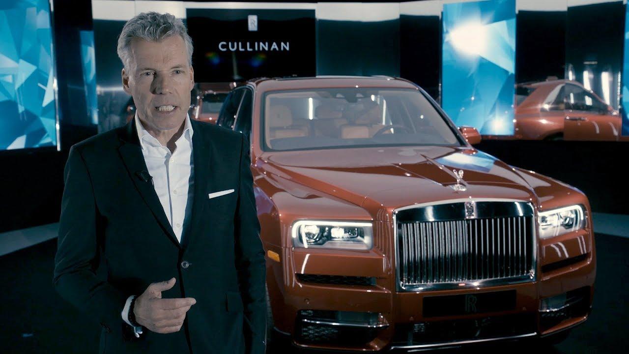 The Rolls Royce Cullinan Interview With Torsten Müller ötvös Ceo