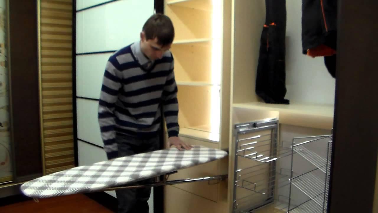 Шкафы купе в Москве на заказ, встроенные, угловые, раздвижные .