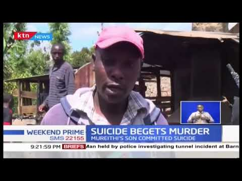 Kirinyaga man burnt to death for refusing to bury his son who committed suicide