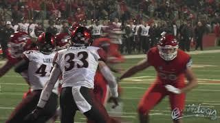 Fresno State Football: 11/17/18 Highlights vs SDSU
