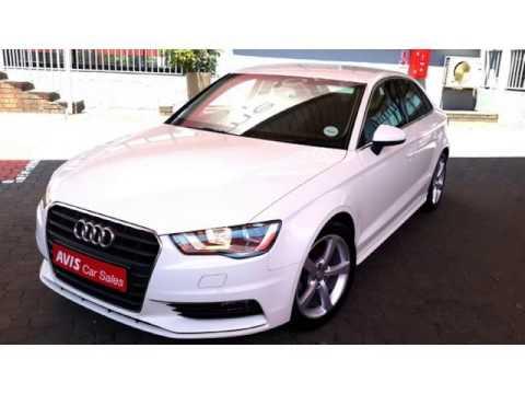 Audi A3 Sedan 1 4 Tfsi Se S Tronic Auto For Sale On Auto Trader