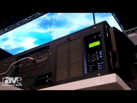 InfoComm 2015: NEC Introduces PH1202HL 3-chip DLP Projector