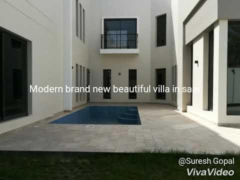 Brand new luxury 4 bedrooms villa with private pool in saar