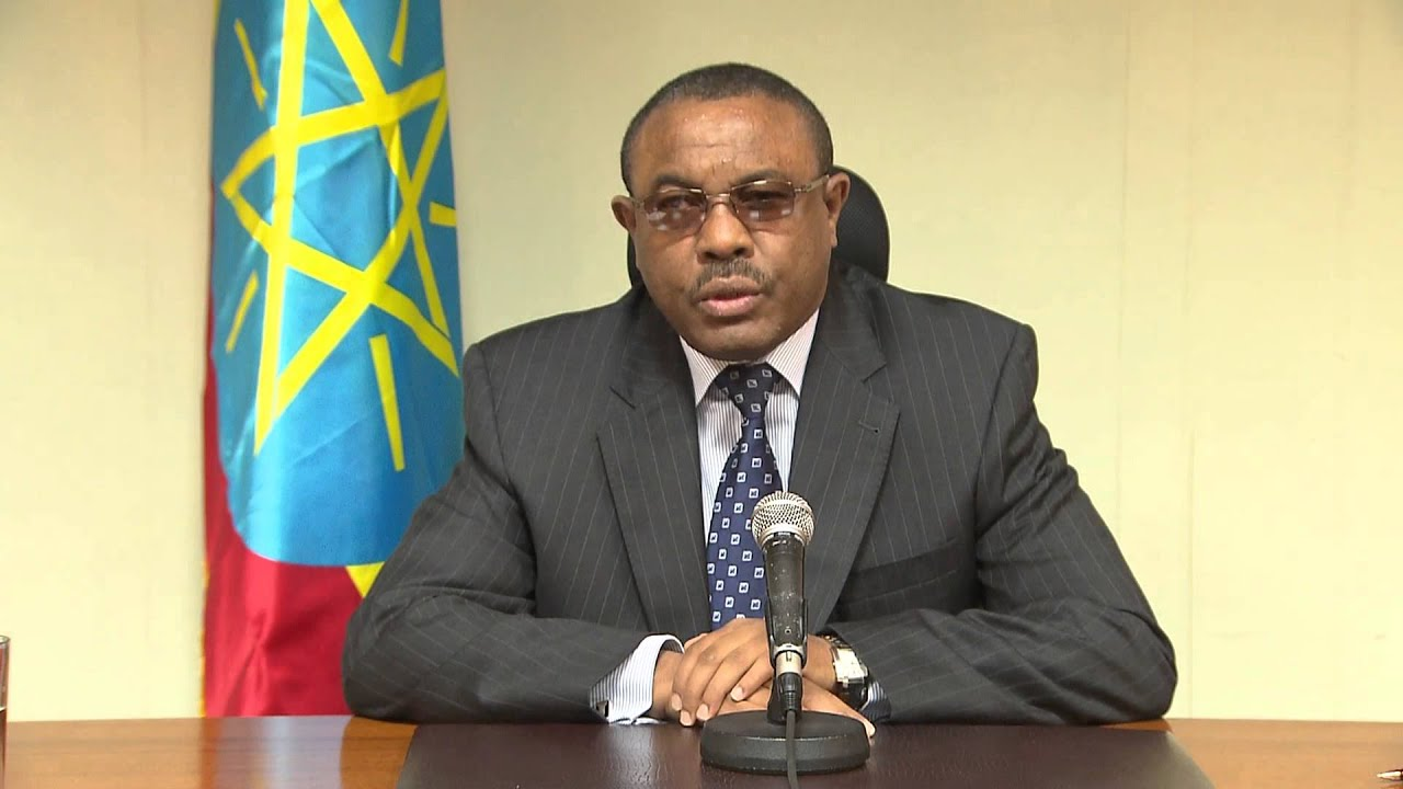 Image result for Hailemariam Desalegn